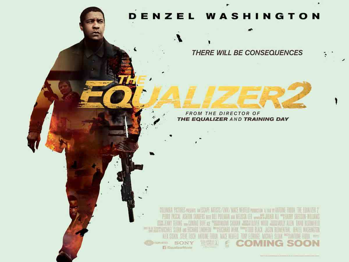 MOVIE : The Equalizer 2 (2018) [HD]