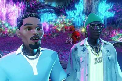 Video: Chris Brown & Young Thug - Say You Love Me