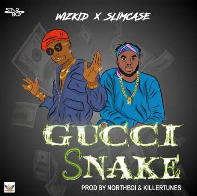 Music: Wizkid - Gucci Snake (feat. Slimcase) [Prod. by Northboi & Killetunes]