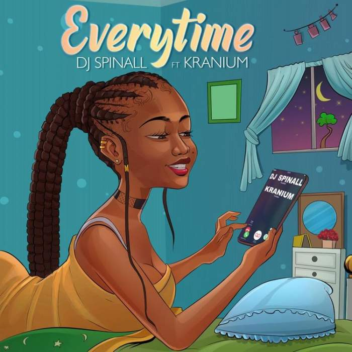 DJ Spinall - Everytime (feat. Kranium)
