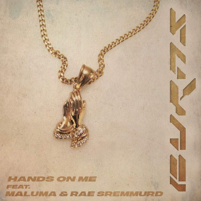 BURNS - Hands On Me (feat. Rae Sremmurd & Maluma)