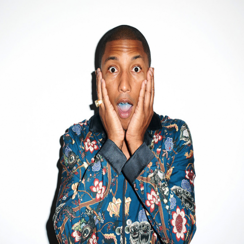 Pharrell Williams - Crave