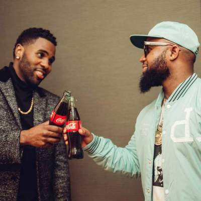 Music: Jason Derulo - Colours (feat. Cassper Nyovest)