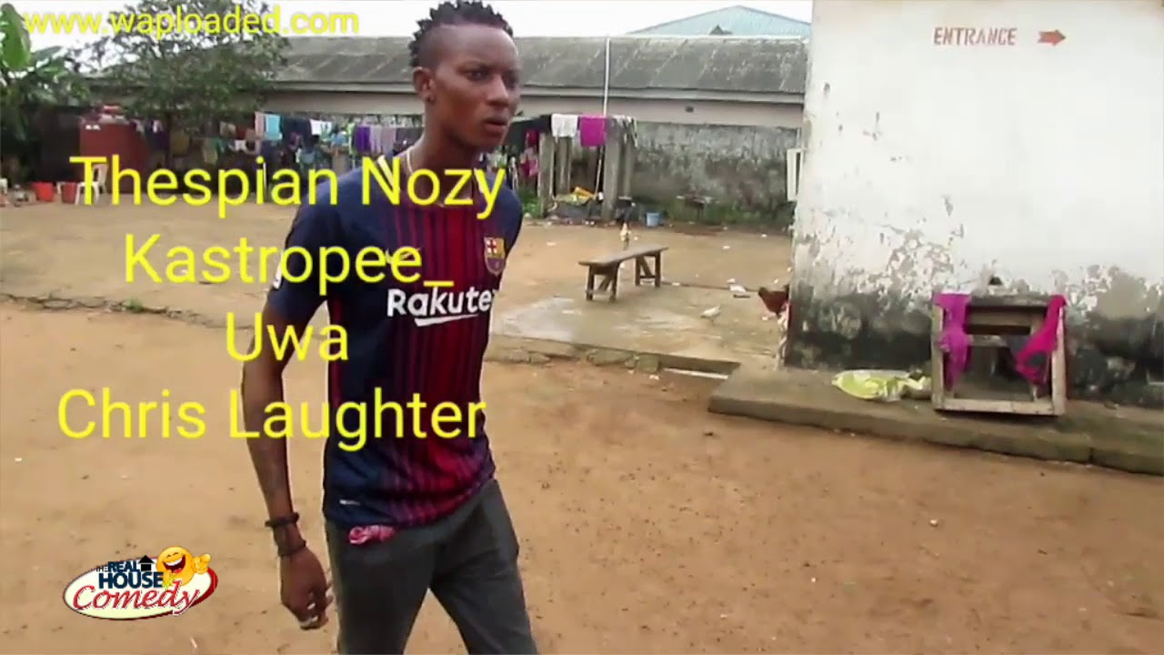 Real House Of Comedy - Idugbe Men