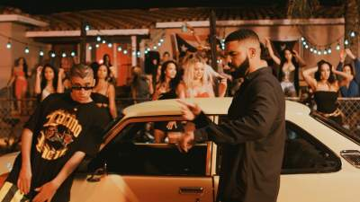Video: Bad Bunny - MIA (feat. Drake)
