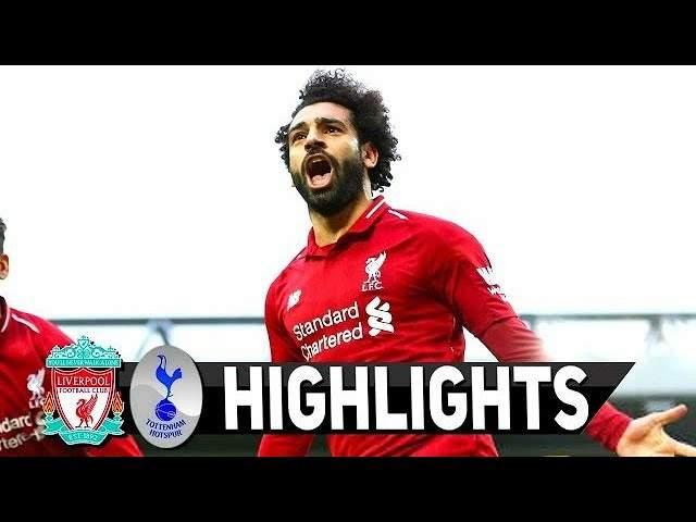 Liverpool 2 - 1 Tottenham Hotspur (31-Mar-2019) Premier League Highlights