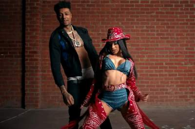 Video: Blueface - Thotiana Remix (feat. Cardi B)