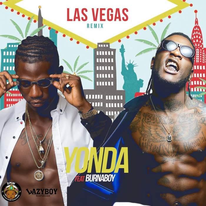 Yonda - Las Vegas (Remix) (feat. Burna Boy)