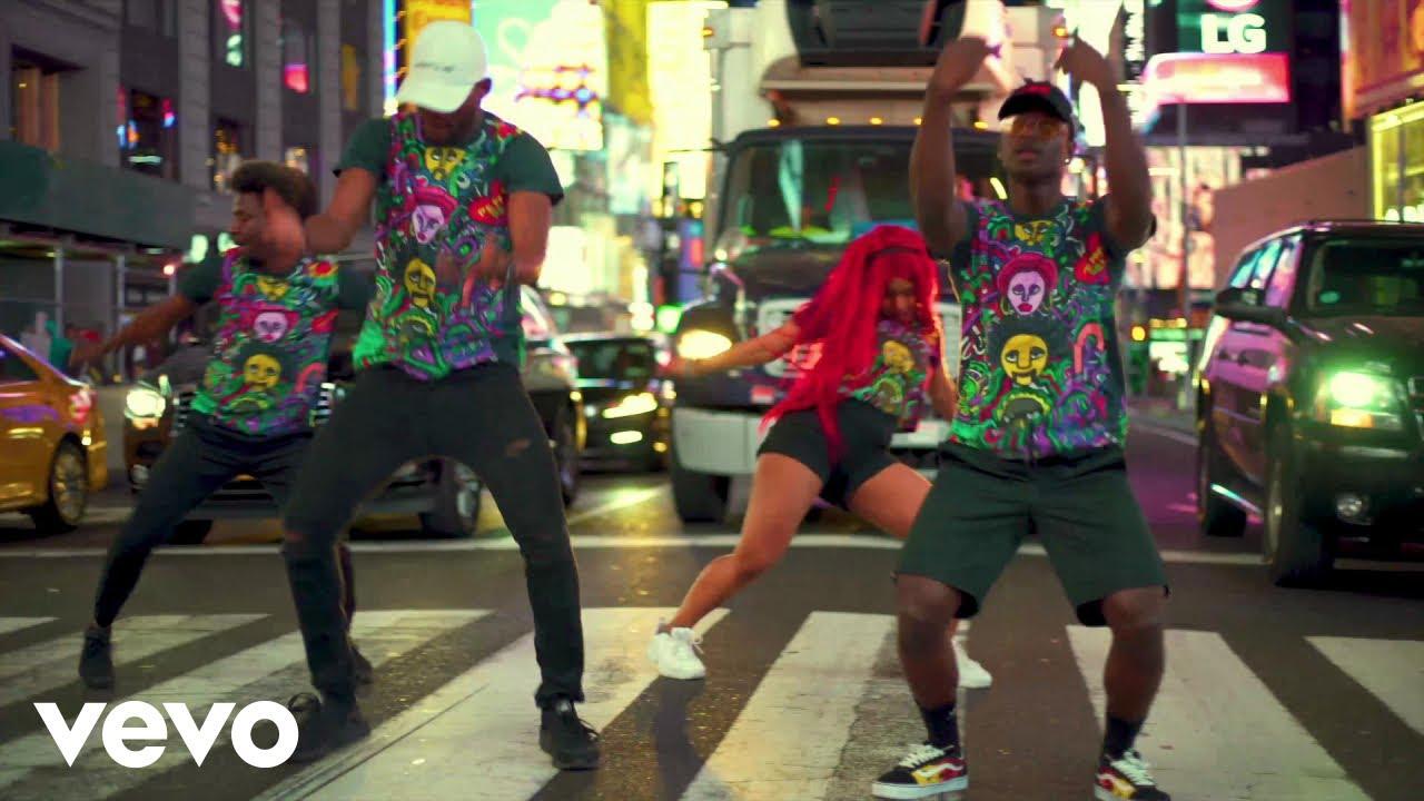 Olamide & Wizkid - Kana (Dance Video)