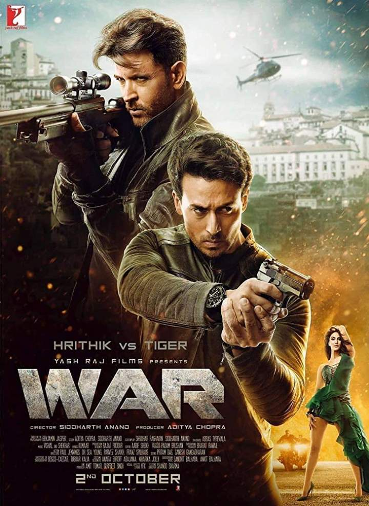 War (2019) [Indian]
