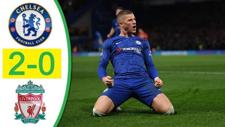 Chelsea 2 - 0 Liverpool (Mar-03-2020) FA Cup Highlights