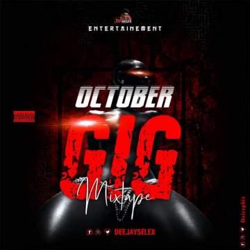 DJ Mix: DJ Selex - October Gig Mixtape 08183486214