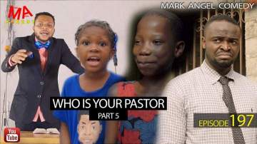 Comedy Skit: Mark Angel Comedy - Episode 197 (Who is Your Pastor Part 5)