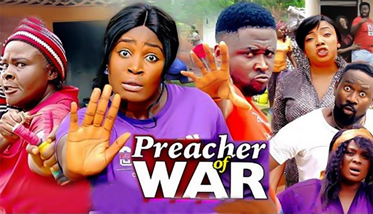 Preacher War (2020)