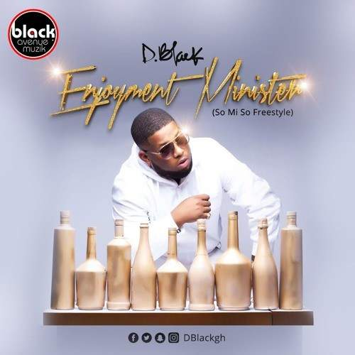 D-Black - Enjoyment Minister (So Mi So Freestyle)