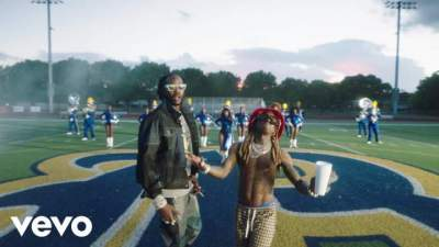 Video: 2 Chainz - Money Maker (feat. Lil Wayne)