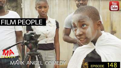 Comedy Skit: Mark Angel Comedy - Episode 148 (Film People)