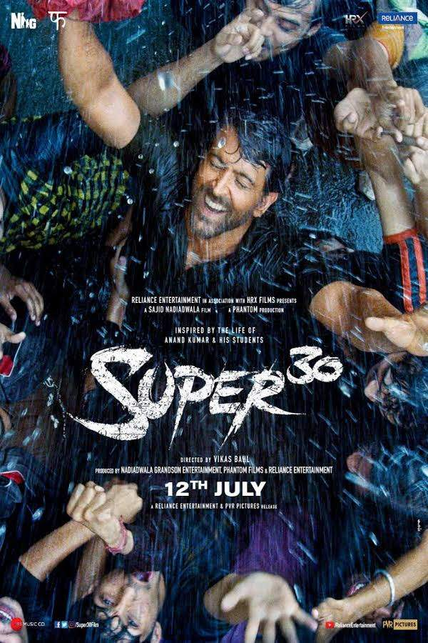 Super 30 (2019) [Indian]