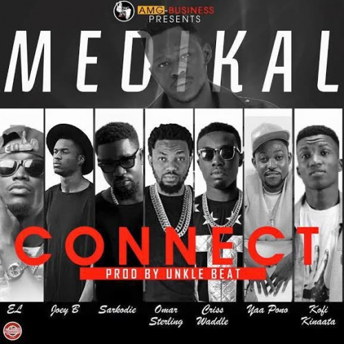 Medikal - Connect (ft. Sarkodie, E.L, Joey B, Kofi Kinaata, Criss Waddle, Omar Sterling & Yaa Pono)