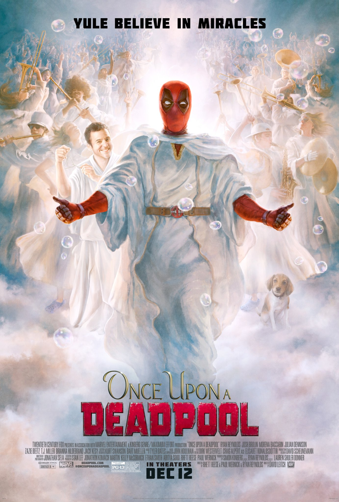 Once Upon a Deadpool(2018)