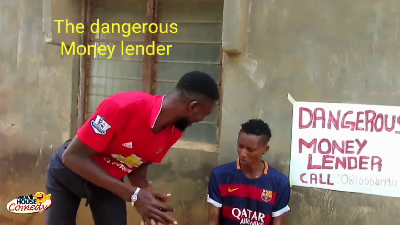 Real House Of Comedy - The Dangerous Money Lender