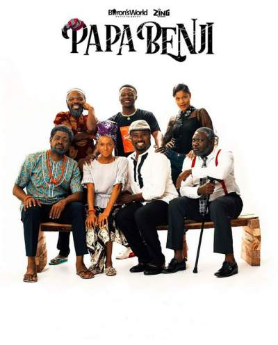 New Episode: Papa Benji Season 1 Episode 12 - The Lies Men Tell
