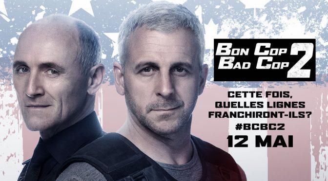Bon Cop Bad Cop 2 (2017) [WebRip]