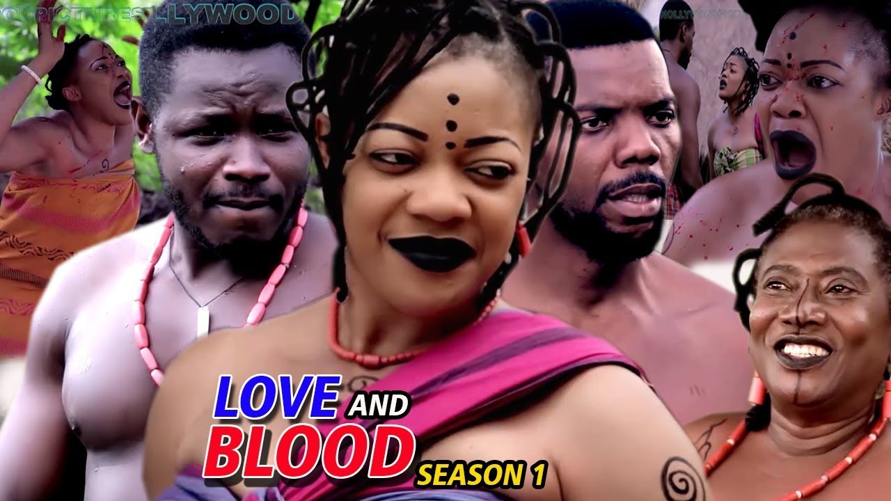 Love and Blood (2018)