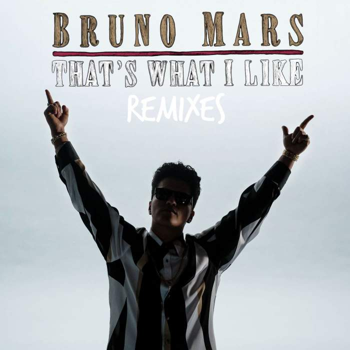 Bruno Mars - That's What I Like (Remix) (feat. Gucci Mane)