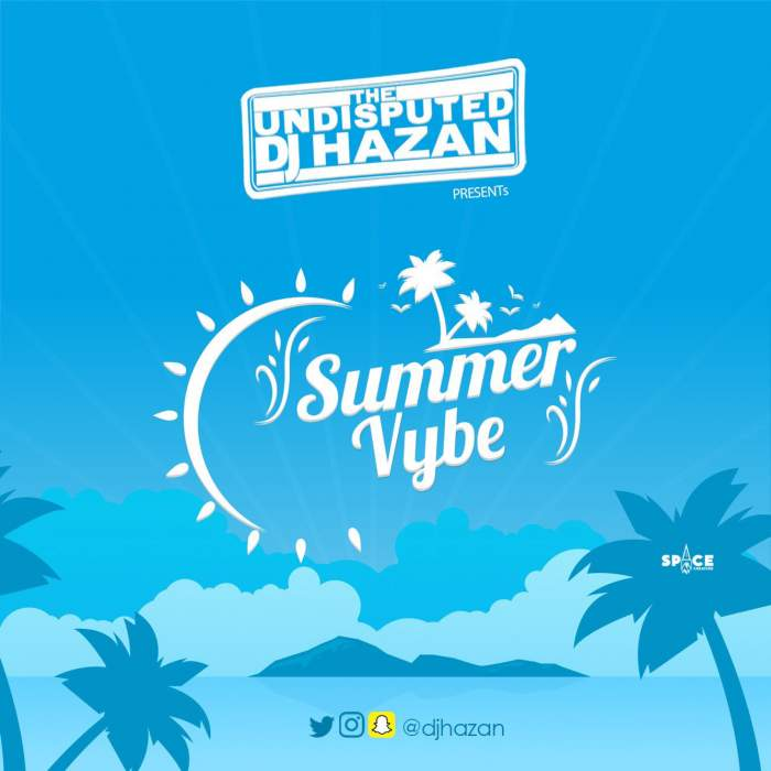 DJ Hazan - Summer Vybe Mix