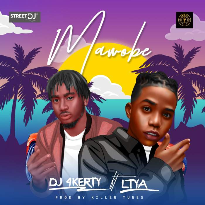 DJ 4Kerty & Lyta - Mawobe
