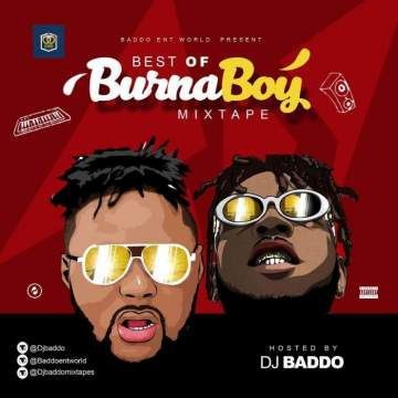 DJ Mix: DJ Baddo - Best Of Burna Boy Mix