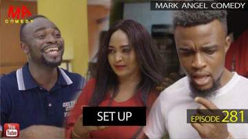 Comedy Skit: Mark Angel Comedy - Episode 281 (Set Up)