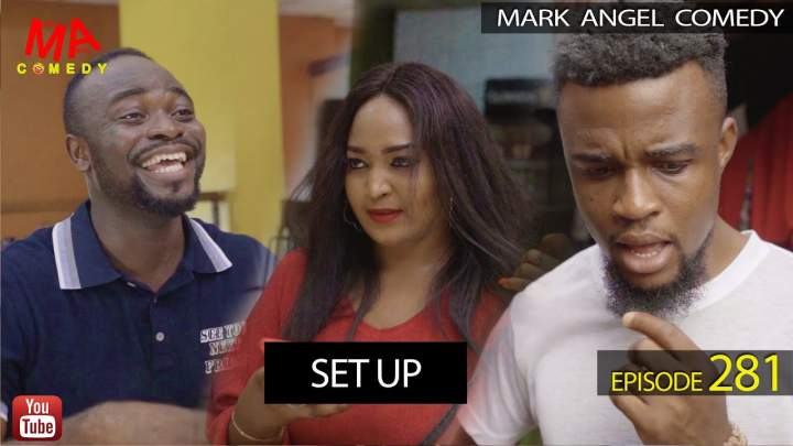 Mark Angel Comedy - Episode 281 (Set Up)