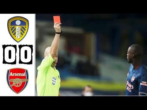 Leeds 0 - 0 Arsenal (Nov-22-2020) Premier League Highlights
