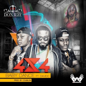4X4 - Baby Dance (ft. Davido)