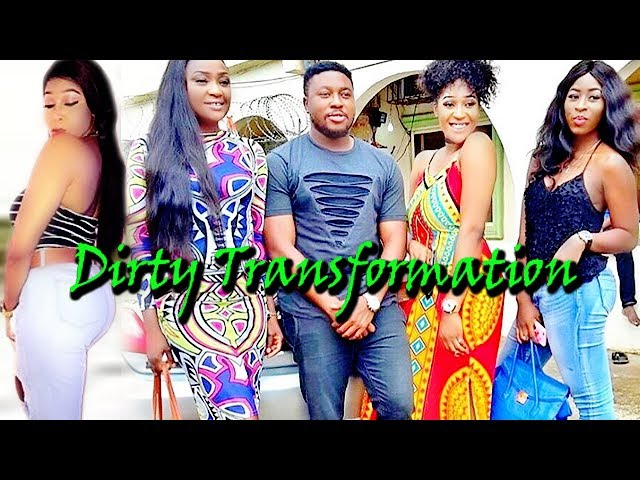 Dirty Transformation - [Starr. Lizzy Gold & Walter Anga]