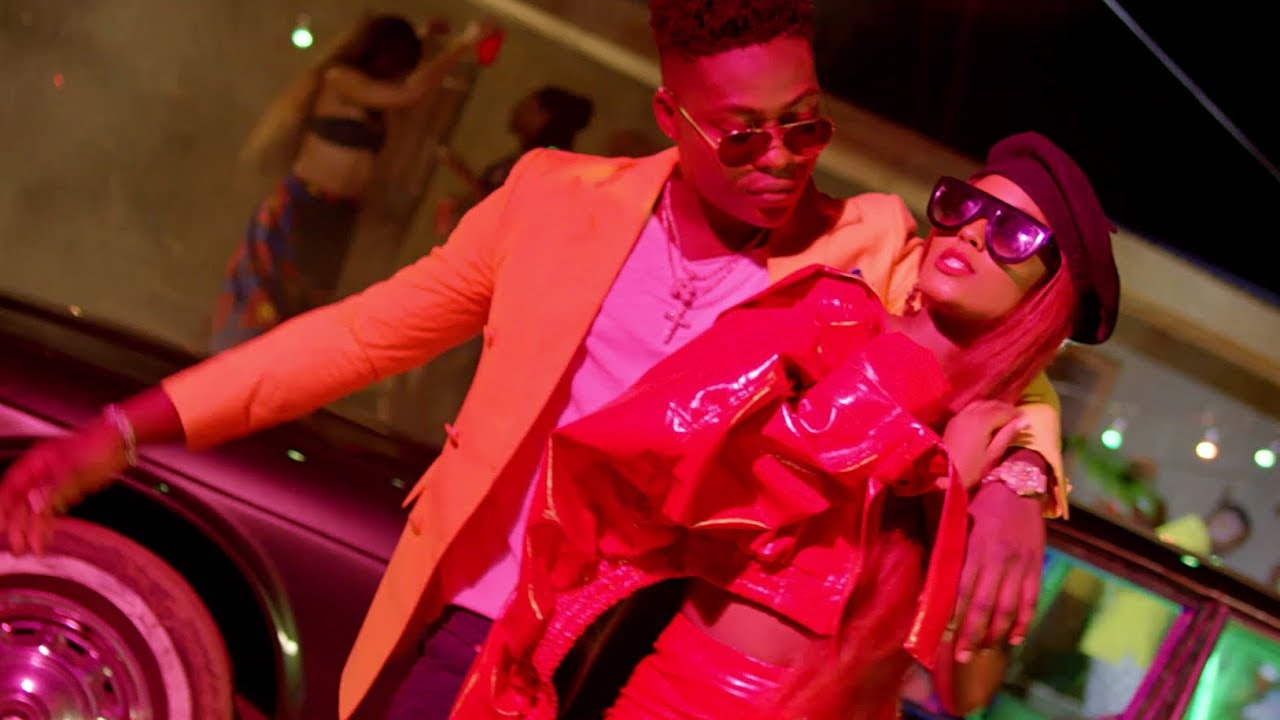 Vanessa Mdee - Bambino (feat. Reekado Banks)
