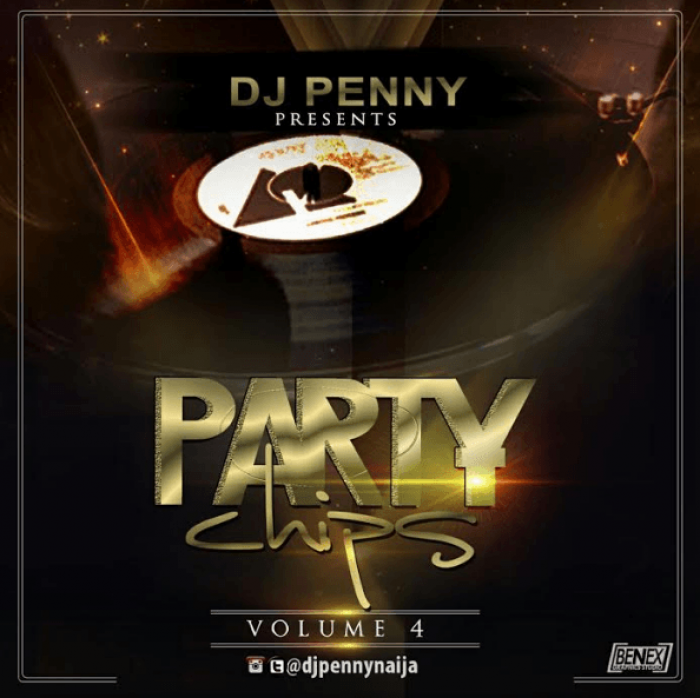 DJ Penny - Party Chips Mix (Vol. 4)