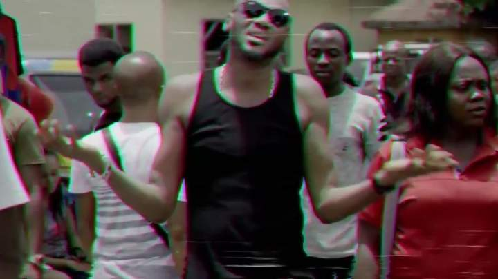 2Baba - Frenemies (feat. Waje)