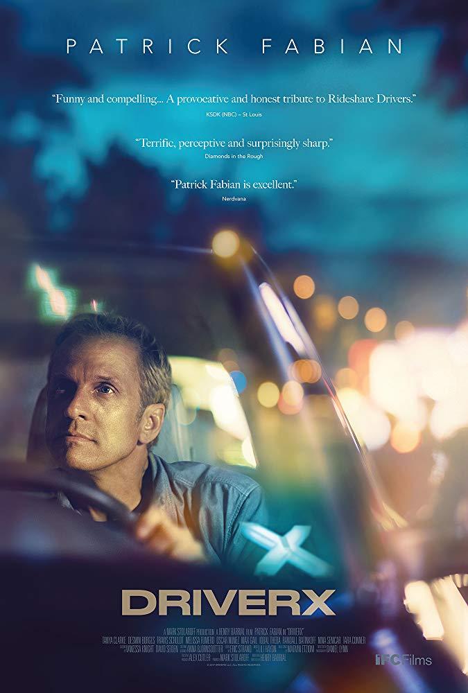 DriverX (2017)