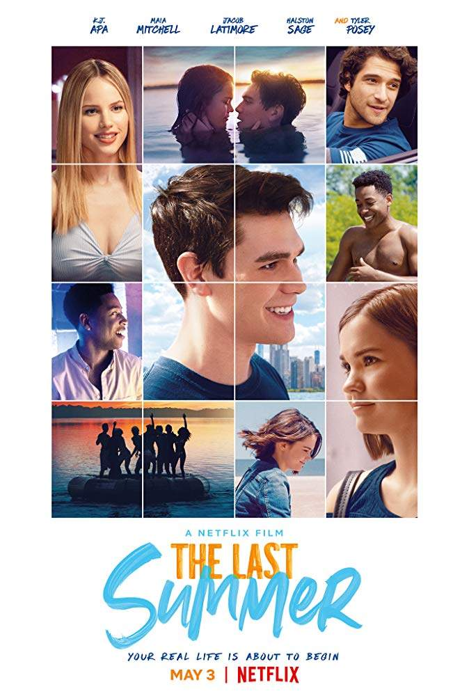 MOVIE :The Last Summer