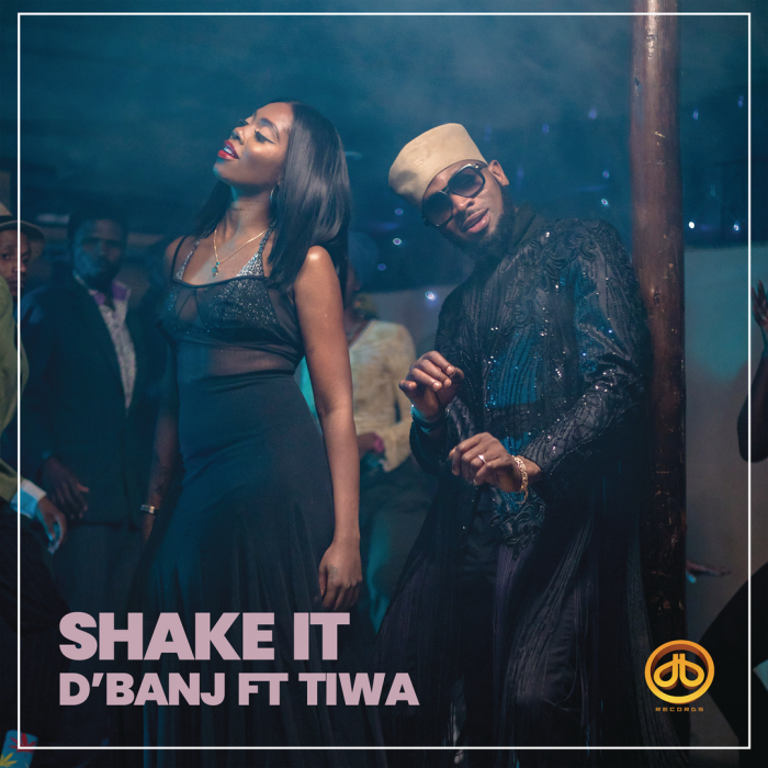D'banj - Shake It (feat. Tiwa Savage)