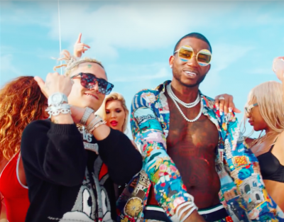 Video: Gucci Mane - Kept Back (feat. Lil Pump)