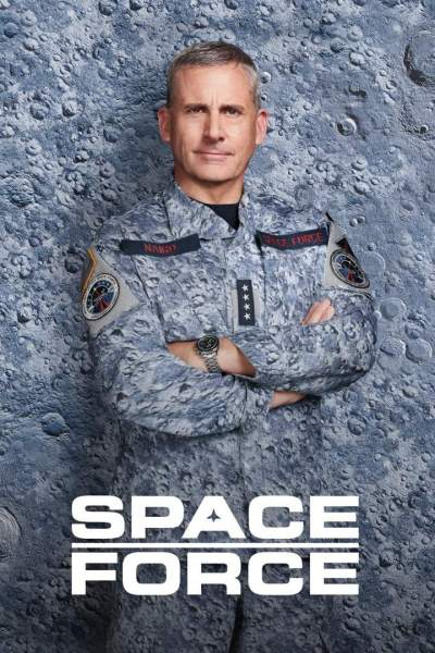Series Download: Space Force (Complete Season 1)