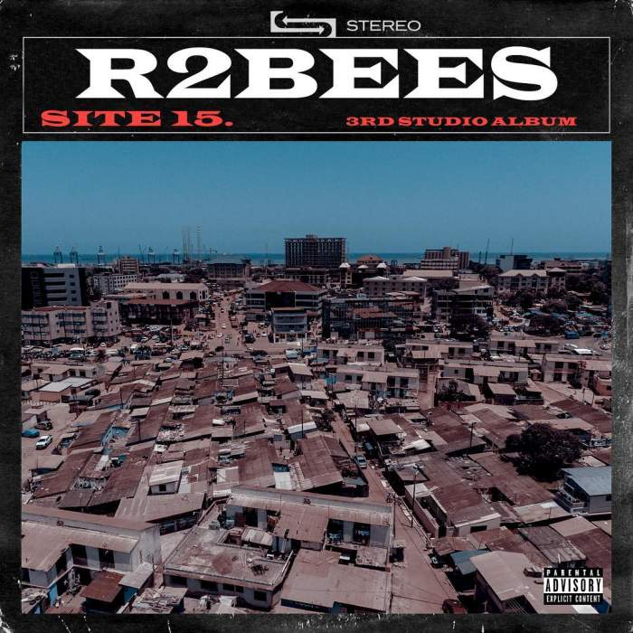 R2Bees - Straight From Mars (feat. Wizkid)