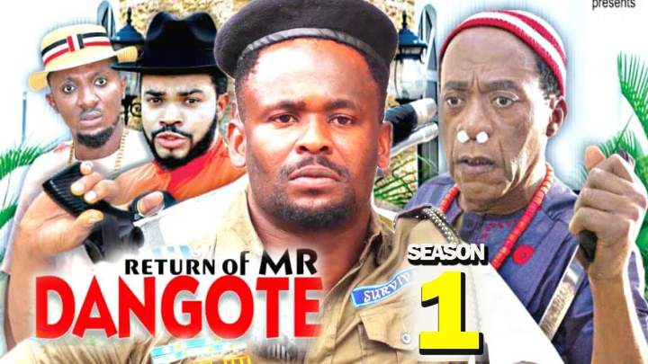 The Return Of Mr. Dangote (2019)