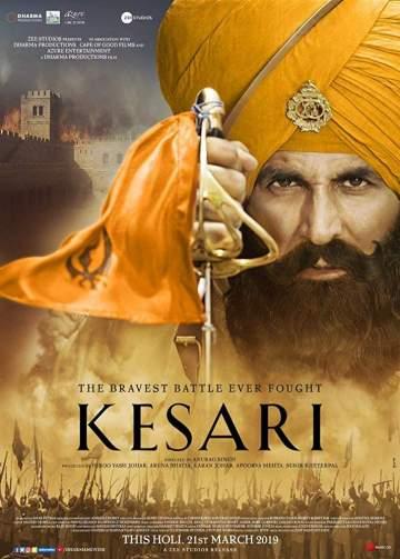 Movie: Kesari (2019) [Indian]
