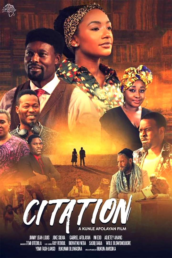 Drama: Citation (2020) [Download Full Movie]