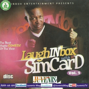 Simcard - Laugh Inbox (Vol. 1)